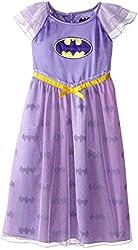Komar Kids Big Girls' Batgirl Dressy Gown