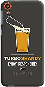 DailyObjects Shandy Case For HTC Desire 820