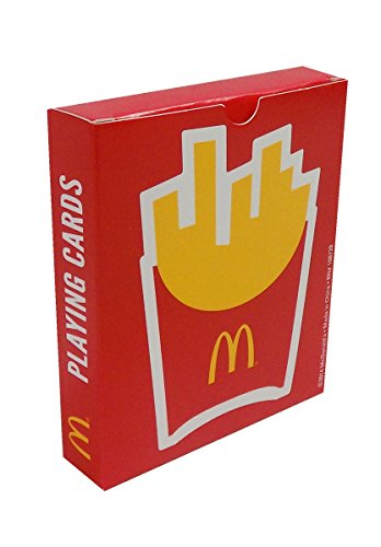 [McDonald's Exclusive Playing Cards - Not Sold in Stores, Super Rare Collectible] (Ronald Mcdonald Costume)