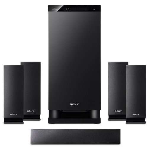 Sony HTAS5 5.1 Channel Satellite Speaker Surround Sound System