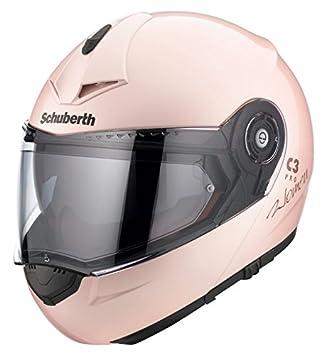 Schuberth C3 Pro femmes rose casque de moto