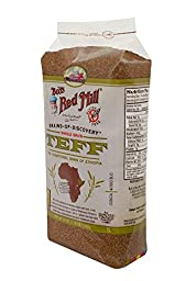 Bob\'s Red Mill Whole Grain Teff, 24-Ounce Packages (Pack of 4)
