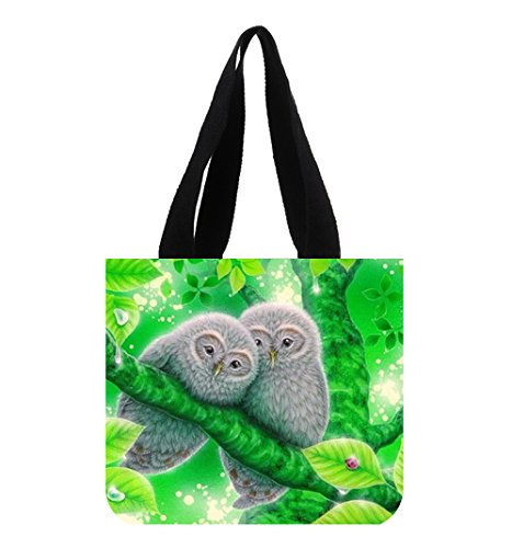 twin-owl-enjoy-sunshine-at-green-leaves-high-quality-handbagtwo-sides