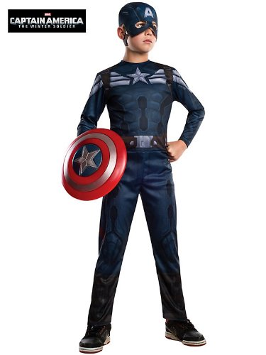 Rubies Captain America: The Winter Soldier Stealth Suit Costume