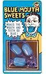 Blue Mouth Sweet of Novelty Joke Gag...