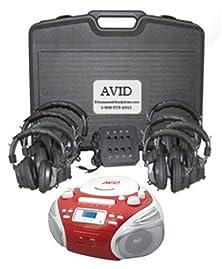 buy Avid 8Lc35S+Bb992 Headphones Stereo Listening Center