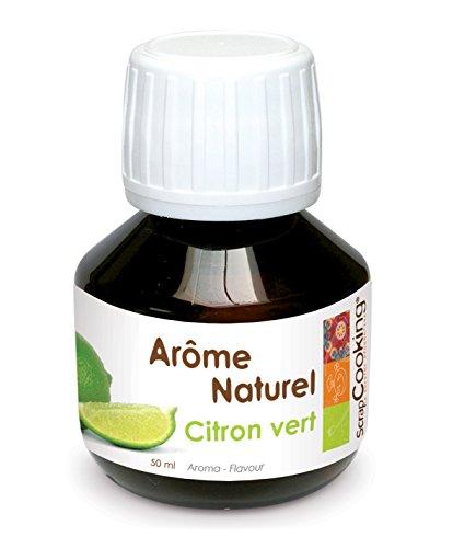 Arôme naturel Citron vert 50 ml