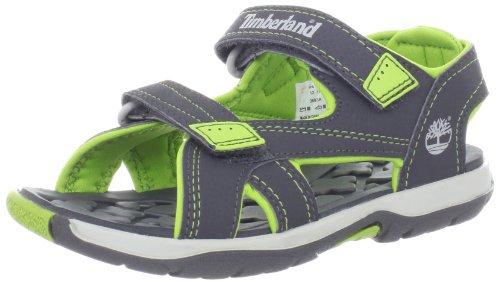 Timberland Mad River 2 Strap Sandal (Toddler/Little Kid/Big Kid),Grey/Green,7 M Us Toddler front-998497