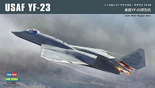 1/48 エアクラフトシリーズ ノースロップ/マクドネル・ダグラスYF-23 (81722)