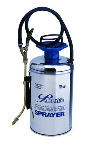 Chapin Premier Pro 2-Gallon Stainless Steel Sprayer #1253