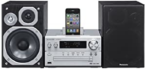 Panasonic SC-PMX5DBEBS 120W DAB Micro System with iPhone/iPod Dock