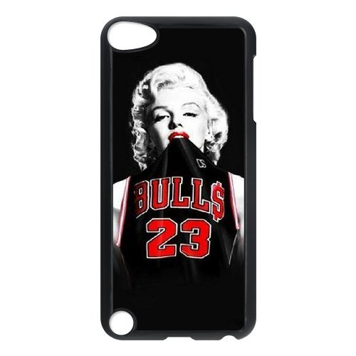 Michael Jordan New Fashion DIY Phone Case for Ipod Touch 5,customized cover case ygtg-352868 mymei best price new portable 3 5mm pillow speaker for mp3 mp4 cd ipod phone white