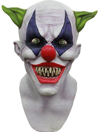 Creepy Giggles Clown Mask