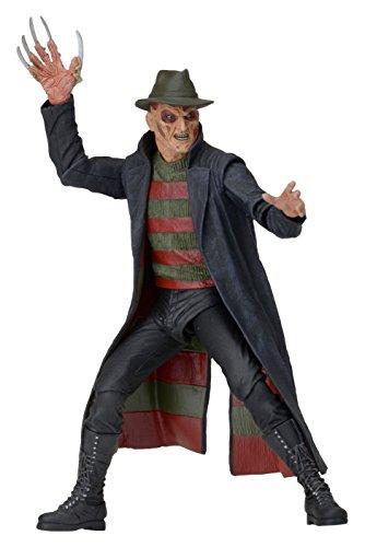 "NECA Nightmare on Elm Street Scale New Nightmare Freddy Action Figure, 7"""