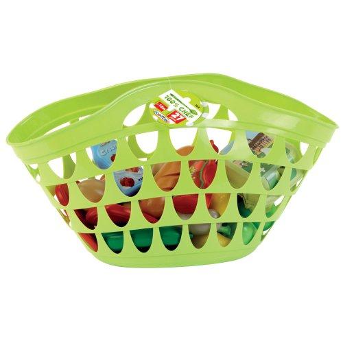 Picknickkorb Kaufladen Kinderküche Zubehör Puppenservice Kinderspielzeug Kinder