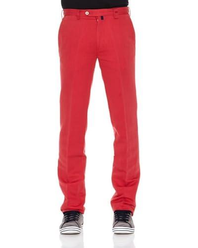 Pedro del Hierro Pantalone [Rosso]