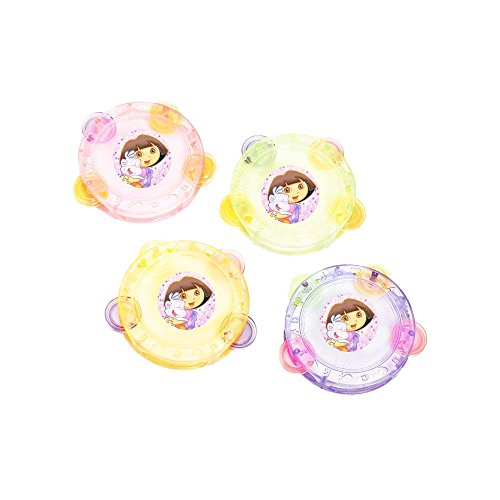 Dora the Explorer Party Tambourine - 1