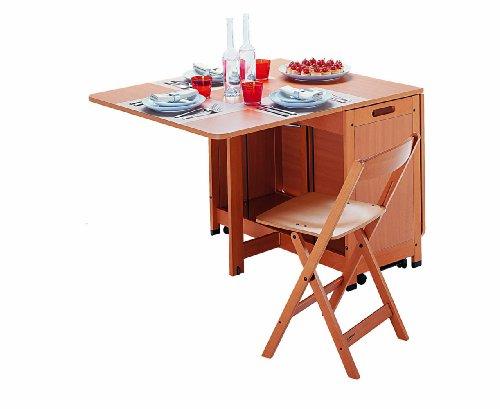Foppapedretti copernico tavolo pieghevole - Tavolo pieghevole foppapedretti ...