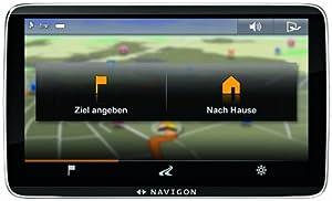 "Navigon 92 Plus 5"" Sat Nav with Full Europe Maps (44 Countries)"