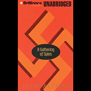 A Gathering of Spies Audiobook