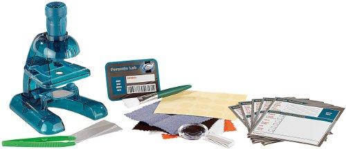Playtastic Forscher- & Detektiv-Kit für professionelle Faser Analyse