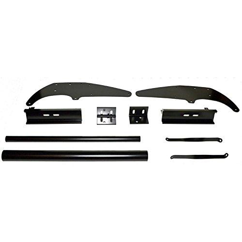 WARN 29757 Trans4mer Grille Guard - Black (92 Ford F150 Grill Guard compare prices)