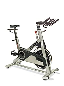 Spinner Aero Premium Authentic Indoor Cycle by Mad Dogg - Spin Bike with Four Spinning DVDs
