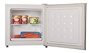 Cookology Table Top Mini Freezer in White, A+ Rated, 32 Litre, 4 Star, MFZ32WH