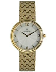 Concord Gold Collection 14k Gold Mens Watch 0310801