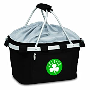 NBA Boston Celtics Insulated Metro Basket by Picnic Time