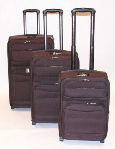 Nobel Koffer Trolley-Set von Royal 3-Teilig,