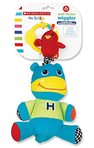 Scholastic Plush Toy, Pull-Down Wiggler