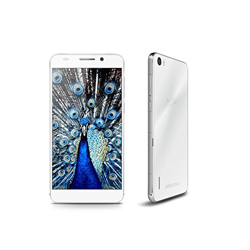 Huawei Honor 6 White 5.0 inch Android 4.4 IPS Screen Smart Phone Kirin 920 8 Core 1.3GHz RAM 3GB 16GB GSM Network Micro SIM huawei honor 6 white 5 0 inch android 4 4 ips screen smart phone kirin 920 8 core 1 3ghz ram 3gb 16gb gsm network micro sim