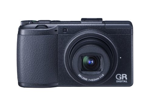 Ricoh GR DIGITAL III is the Best Compact Point and Shoot Digital Camera for Interior Photos Under $700