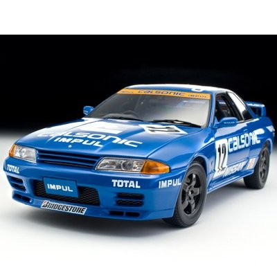 KYOSHO 1:18 SCALE NISSAN SKYLINE IMPUL R32 GTR DIECAST DIE-CAST MODEL TOY CAR