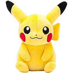 Peluche Pokemon Pikachu sentado