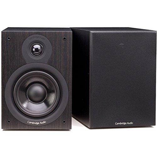 Cambridge Audio - SX-50 - Bookshelf Speakers - Black (Pair) (Sx 50 compare prices)