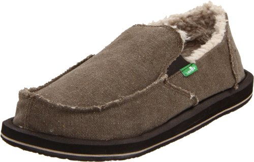 Sanuk Wmn Vagabond Chill 29418152, Sandali donna, Marrone (Braun/brown), 41