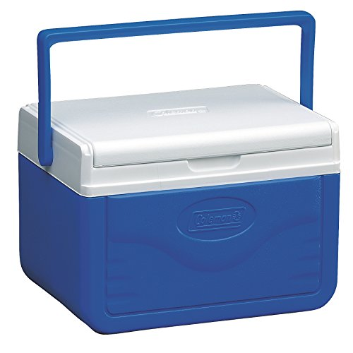 Coleman FlipLid 6 Personal Cooler, Blue (6 Can Coleman Cooler compare prices)