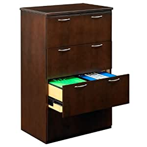 National Office Furniture Four Drawer Lateral