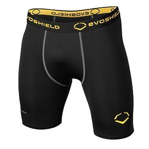 EvoShield Mens Compression Shorts by EvoShield