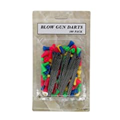 Buy Blowgun Darts Balister Pack Target - 100 pack by Southland Archery Supply