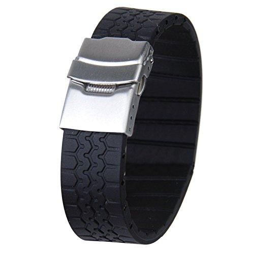 bande-bracelet-chaine-de-montre-de-silicone-pneu-style-etanche-a-boucle-deployante-20mm-noir
