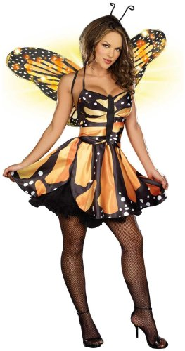 Dreamgirl - Monarch Fairy Adult Costume