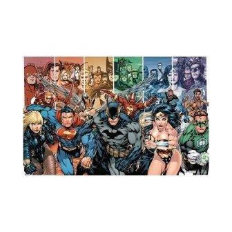 Team - DC Comics (チーム DCコミックス)ポスター