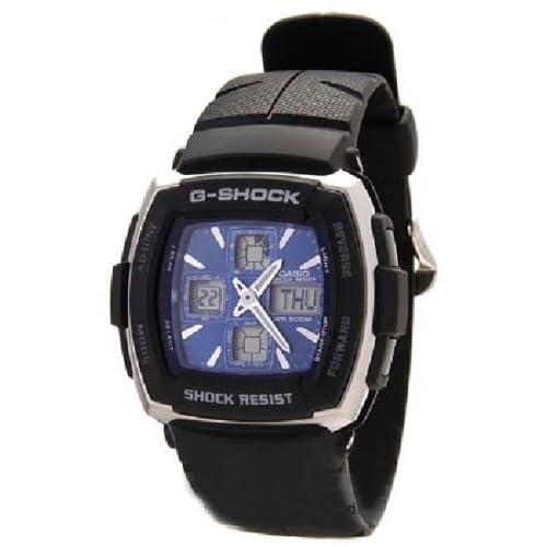 Amazon.com: Casio Men's Blue G-Shock Street Rider Watch G350-2AV