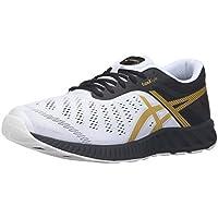 ASICS Fuzex Lyte Men's Running Shoe (Black/Rich Gold/White)