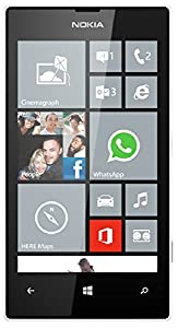 Nokia Lumia 520 (White)