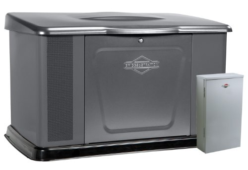 Briggs & Stratton 40367 15000-Watt Home Standby Generator System With 100-Amp Automatic Transfer Switch