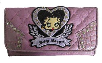 Classic Beauty Betty Boop Long Wallet